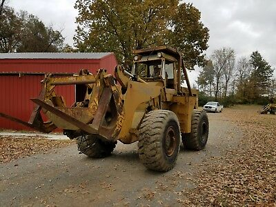 CLARK/MICHIGAN 85C WHEEL LOADER [ready too roll]