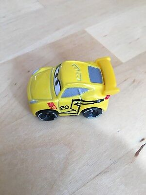 New Very Rare Disney Pixar Cars 3 Mini Micro Racers THOMASVILLE CRUZ RAMIREZ
