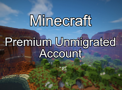 Minecraft Java Edition Account | FULL ACCESS | INSTANT DELIVERY | PC | Premium