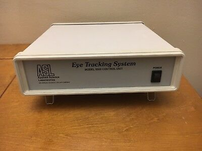 ASL Applied Science Laboratories Eye Tracking System Model 5000 Control Unit atb