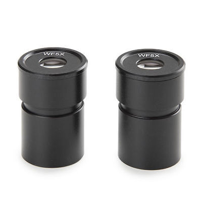 BE.6005 Pair Din 30,5mm WF 5x Din Eyepiece New Microscope