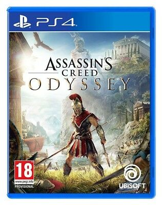 Assassin's Creed: Odyssey PS4 (SP)