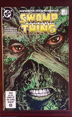 Swamp Thing #49 and #50 (Jul 1986, DC) 1st App. Justice League Dark
