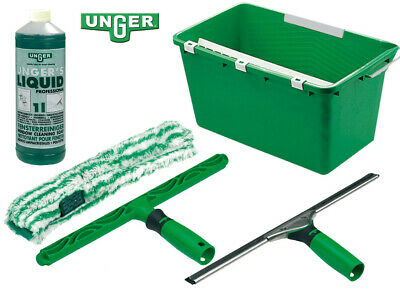 Unger Set Glasreinigungsset AK25CL