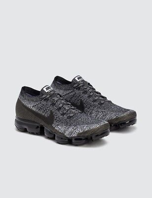 958f29ef46964 NIKE Air Vapormax Flyknit Pure Platinum Black Black US 9 For men New in Box