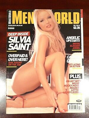 British Men's Magazine ~ Volume 17 No. 10 ~ (2005) ~ Pin-Up Glamour