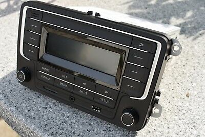 VW Radio Composition Audio Bluetooth Volkswagen