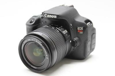 Canon EOS Rebel T5i 18.0 MP Digital Camera with EF-S 18-55mm IS STM Lens
