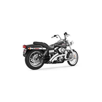 Echappement Freedom Performance Radical Radius Chr/Noir Dyna 06-17