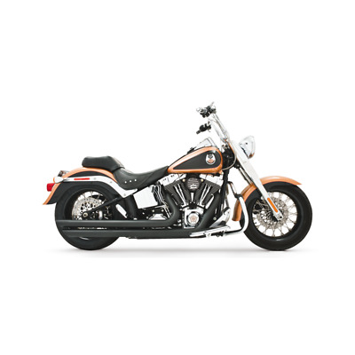 Echappement Freedom Performance Patriot LG Noir Softail 86-17