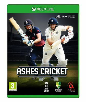 Ashes Cricket (Xbox One) Brand New & Sealed UK PAL Quick Dispatch Free UK P&P