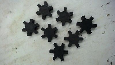 Lot Of 7---Lovejoy L-075 Spider Inserts