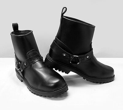 Johnny Reb Style Boots for Harley Davidson lovers- Buy with Confidence- Premium!