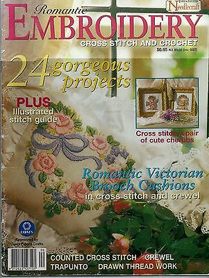 Romantic Embroidery Magazine