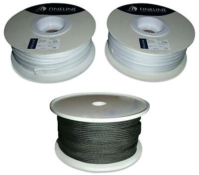 Premium Quality Dyneema & Technora Chafe Sleeving *PER METRE* Winch Rope Sleeve