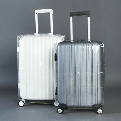 "20""-28"" Travel Luggage Cover Protector Suitcase Dust Proof Bag Anti Scratch Bag"