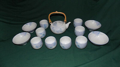 Japanese  Tea Set  8 cups,and free items