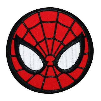 Spiderman Superhero Super Hero Marvel Comics Embroidery Iron On Patch