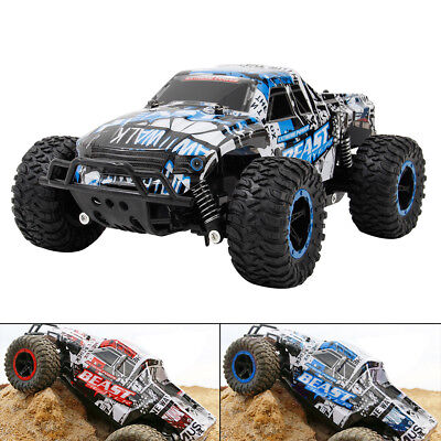 1:16 2.4G Remote Control Monster Truck Off Road Electric RC Racing Climbing Car