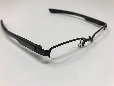 e859db565d OAKLEY DOUBLE TAP Ox 3123-0151 Black Eyeglasses Authentic Ox3123 Rx ...