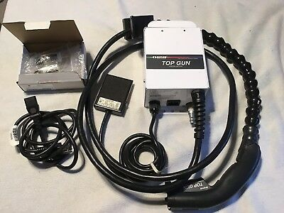 Simco Top Gun Ionizing Air Gun ionizer ESD Sidekick PN 400699 & 2 new filters
