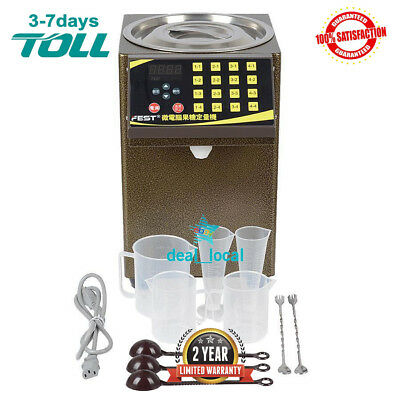Fructose Dispenser Fructose Quantitative Machine Bubble Tea Equipment
