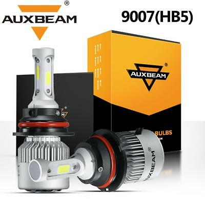 AUXBEAM 9007 HB5 LED Headlight Bulbs High Low Beam Kit for Dodge Grand Caravan