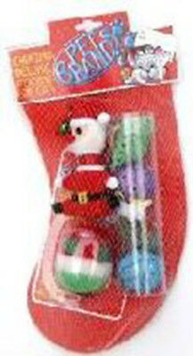 Pet Brands Deluxe Christmas Cat Toy Stocking RETURNS