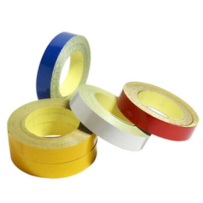 5m*2cm Car Safety Warning High Intensity Reflective Tape Roll Film Sticker