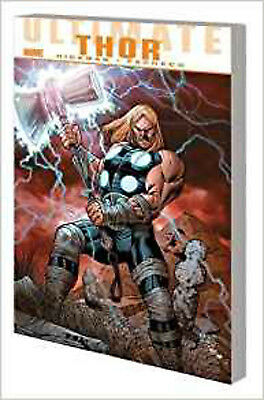 Ultimate Comics Thor, Jonathan  Hickman, Carlos  Pacheco, Excellent Book
