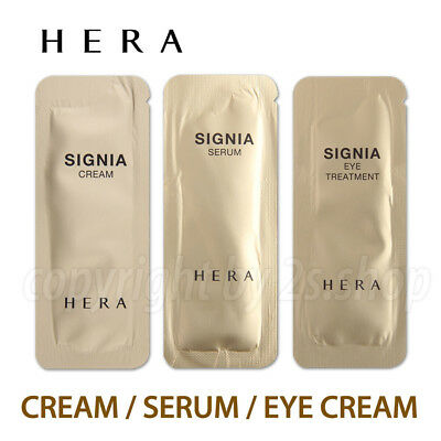 [HERA] SIGNIA Cream, Serum, Eye Cream  Anti-Aging
