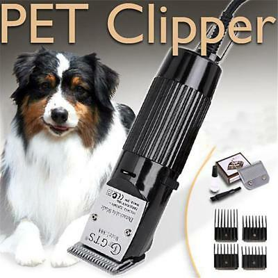 Pet Shave Dog Clippers Grooming Kit Full Body Animal Hair Clipper Trimmers 30W