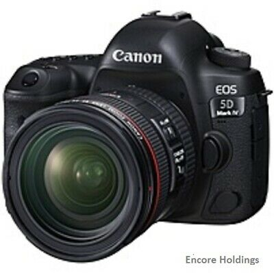 Canon EOS 1483C018 Digital SLR Camera with Lens 24 mm to 70 mm (Lens 1) Black
