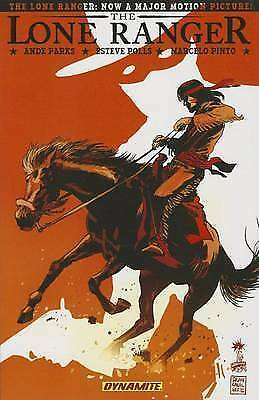 The Lone Ranger Volume 6: Native Ground (Lone Ranger (Dynamite)), Parks, Ande, E