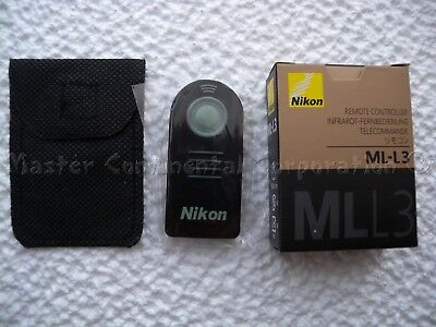 Nikon ML-L3 Wireless Remote Control Infrared IR for digital SLR, COOLPIX cameras
