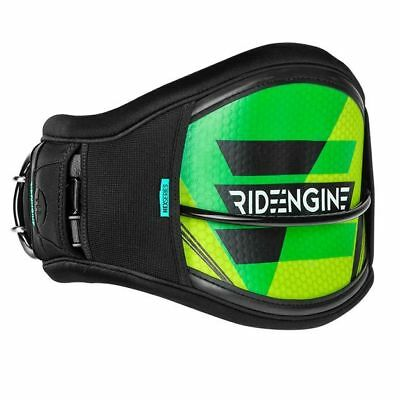 "Large - Ride Engine Hex-Core Harness Yellow with 10"" Hook Bar - STOCK CLEARANCE"