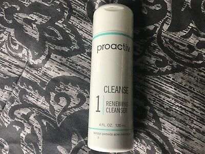 Proactiv 4 oz Renewing Cleanser New/Sealed Exp 06/20
