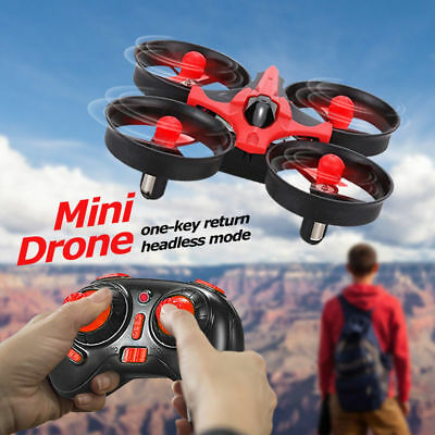NH101 6Axis RC Quadcopter 2.4Ghz 4CH Headless Mini Drone Remote Control UFO Toys
