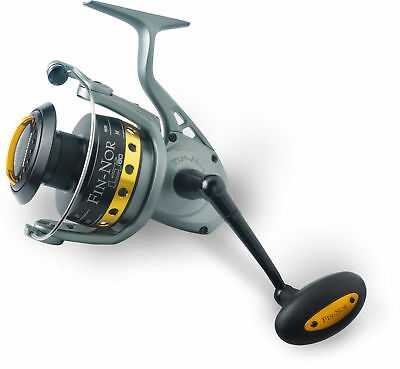 1 Gear Ratio Fin-Nor Lethal 60 spinning reel #LT60 Free USA Livraison NOUVEAU 4.9