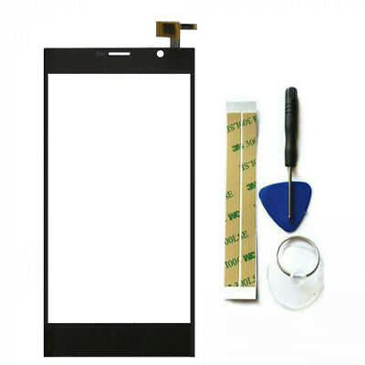 New Touch Screen Digitizer Glass Replace For Leagoo Alfa 1+Tools 3M Tape