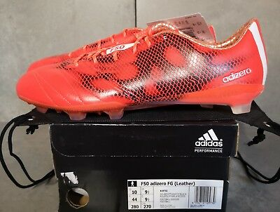 buy online 71df9 b647f ADIDAS F50 ADIZERO Trx Ag Uk 11 Us 11,5 Football Boots Soccer Cleats .