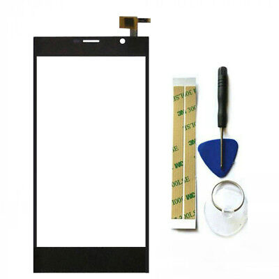 New Touch Screen Digitizer Glass Replace Para Leagoo Alfa 1 Tools 3M Tape
