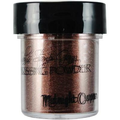 Lindys Stamp Gang Embossing Powder - Midnight Bronze