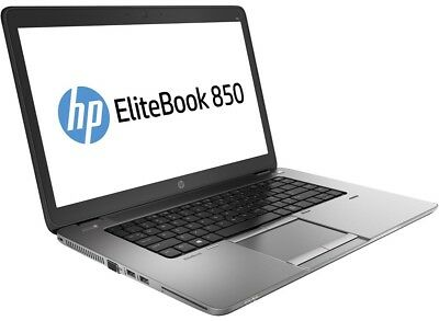 HP Elitebook 850 G1 Core i7-4600U 8 GB 256 GB SSD FullHD Windows 10 Professional
