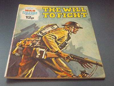 WAR PICTURE LIBRARY NO 1547!,dated 1978!,V GOOD for age,great 40!YEAR OLD issue.