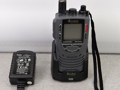 COBRA VHF-Marine radio-MR HH 325 VP submersible w/charger CM110-007
