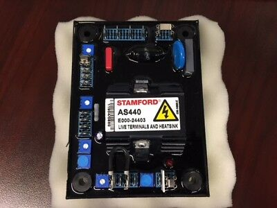Automatic Voltage Regulator Stamford AS440 100% original Manufactured in the UK
