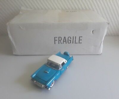 Franklin Mint Classic Cars of the Fifties Ford T Bird 1958 neu in Ovp.