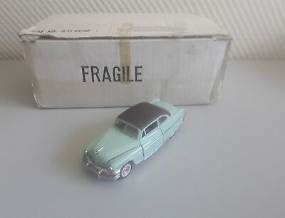Franklin Mint Classic Cars of the Fifties Mercury Monterey 1951 neuwertig in Ovp