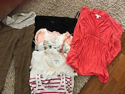 maternity clothes lot small And Medium